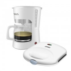COMBO ATMA CAFETERA CA8133N...