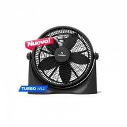 TURBO VENTILADOR INDELPLAS...