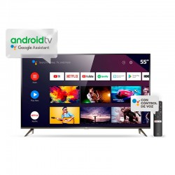 "SMART TV TCL 55"" 4K L55P8M"
