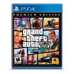JUEGO PS4 GTA V PREMIUM