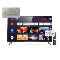 """SMART TV TCL 50"""" ANDROID 4K..."""